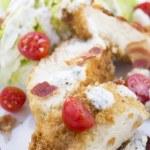 Chicken BLT Salad — Stock Photo #21674123