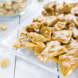 KonCoffee MacadamiNut Brittle — Stock Photo #22658583