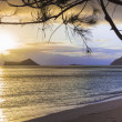 Waimanalo Sunrise 2 — Stock Photo