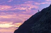 Amanecer makapuu lighthouse — Foto de Stock