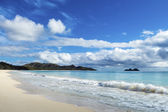 Waimanalo and Bellows Beach — Stock Photo