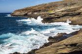 Halona Coastline — Stock Photo