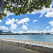 Ala Moana Beach Park — Stock Photo