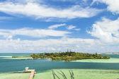 Coconut Island — Stock Photo