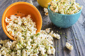 Furikake Popcorn — Stock Photo