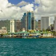 Downtown honolulu — Foto Stock