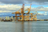 Port of Honolulu — Stock Photo