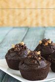 Chocolate Muffin — Stock Photo