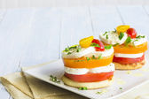 Caprese Stack — Stock Photo