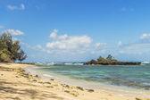 Waiale'e Beach — Stock Photo