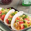 Migas Tacos — Stock Photo #44911757