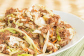 Corned Beef and Cabbage — Stock Photo
