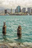 Downtown Honolulu — Stockfoto