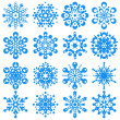 snowflakes — Stock Vector #16862933