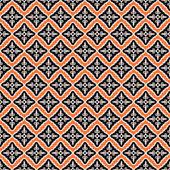 Seamless pattern — ストックベクタ