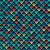 Geometrik seamless modeli — Stok Vektör