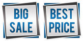 Big Sale Best Price — Stock Photo