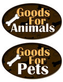 Goods for Animals and Pets — Photo