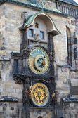 Praski zegar astronomiczny — Zdjęcie stockowe