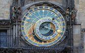 Orologio astronomico di Praga — Foto Stock