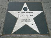 Strauss étoiles明星施特劳斯 — 图库照片