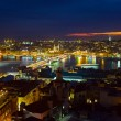 Stock Photo: Istanbul night view