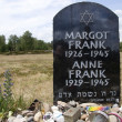 Monument to Margot and Anne Frank — Stock Photo