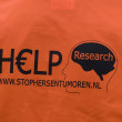 Shirt Stop Brain Tumor Foundation — Stock Photo