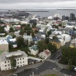 View of Reykjav�k, Iceland — Stock Photo
