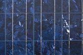 太阳能电池板冰岛 — 图库照片