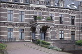 The Elisabeth Hospital (also: St. Elizabeth's Hospital) is a former hospital in the Dutch city of Arnhem — Stock Photo