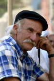 Portrait of a villager, Selcuk, Turkey — Stock Photo