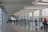 Ben-Gurion International Airport, Tel Aviv, Israel — Stock Photo