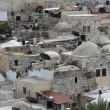 Stock Photo: Slum dwellings in Jerusalem, Israel