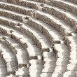 Theater in Beit She'an, Israel - Stock Photo