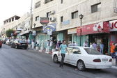Street scene in Bethlehem, Israel — Stock Photo