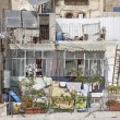 Stock Photo: Slum dwelling in Jerusalem, Israel