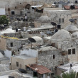 Slum dwellings in Jerusalem, Israel — Stock Photo