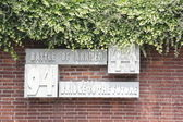 Airborne Monument in Arnhem — Stock Photo