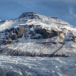 Mountain glacier Vatnajukull in Iceland — Stock Photo