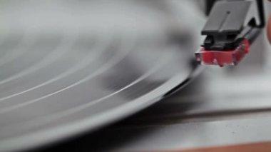 Schallplatte — 图库视频影像