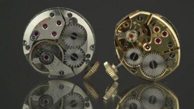 Clockworks — Stock Video