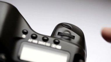 单反相机 — 图库视频影像