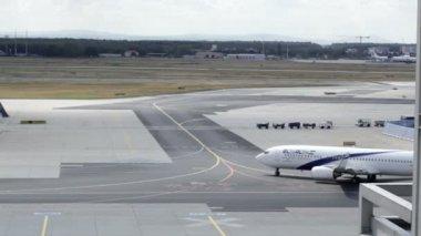 Boeing 737 El Al — Stock Video
