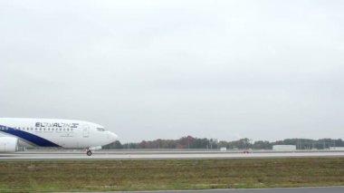 Boeing 737 - el al — Vidéo