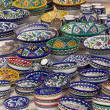 Stock Photo: Ornate Dishes