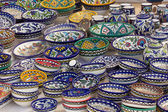 Ornate Dishes — Stockfoto