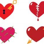 Hearts — Stock Vector #22221905