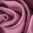 Royalty-Free Stock Photo: Close up of shiny light purple fabric flower.