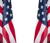 United States of America flag — Stock Photo